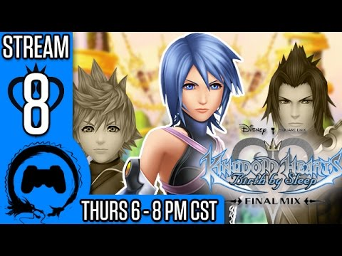 Kingdom Hearts: Birth by Sleep Part 8 - Stream Four Star