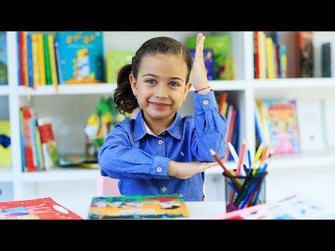 ემილია - მე სკოლაში მივდივარ (კლიპის პრემიერა Emili TV-ზე) სიმღერა სკოლაზე