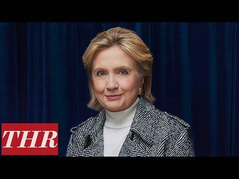 Hillary Clinton & Nanette Burstein on Trump, Sundance Documentary & More! | THR
