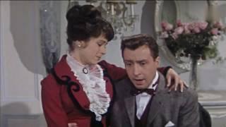 Marianne Koch & Peter Alexander - Glücklich ist, wer vergisst & Adieu vorbei 1962