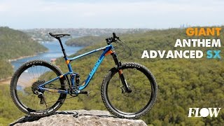 2015 Giant Anthem Advanced SX review