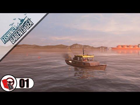 Fishing Barents Sea - Career Episode #1
