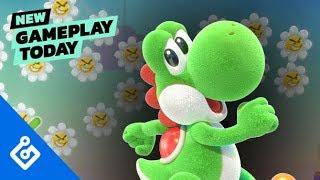 New Gameplay Today – Yoshi