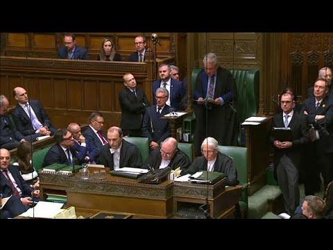 Parlamentspräsident John Bercow unter Kritik