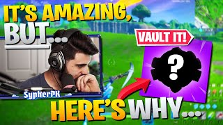 Everyone LOVES This Item... But It HAS To Be VAULTED! (Fortnite Battle Royale)