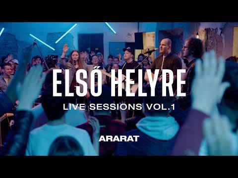 Első helyre - Ararat Worship | Restart DBRCN | LIVE Sessions Vol. 1