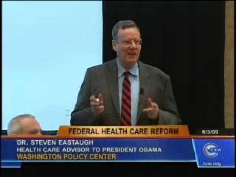 Dr. Steven Eastaugh: Healthcare Speaker - YouTube