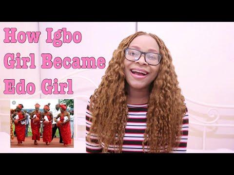 How I Became Edo (Benin) Girl   My True Life Story #SummerAku #Summer #Aku #Edo