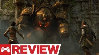 The Elder Scrolls Online: Morrowind Review (Video Game Video Review)