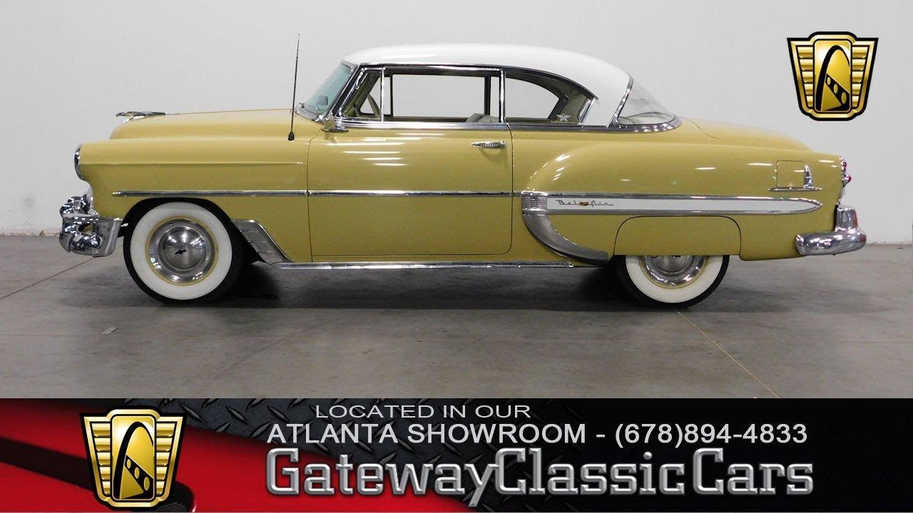 1953 Chevrolet Belair - Gateway Classic Cars of Atlanta #608