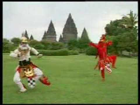 Ramayana: Rama chooses Anoman
