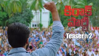 Kirrak Party Telugu New Trailer | Nikhil Siddha...