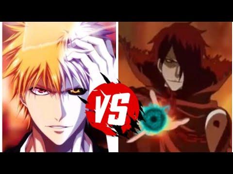 BLEACH ichigo kurosaki vs kakuto (Eng Sub)💥