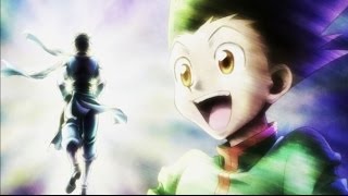 [Hunter x Hunter AMV] The Journey - 15,000 Subscriber Special