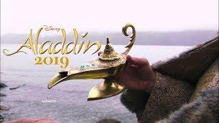 #Аладдин – Русский тизер трейлер №2 2019