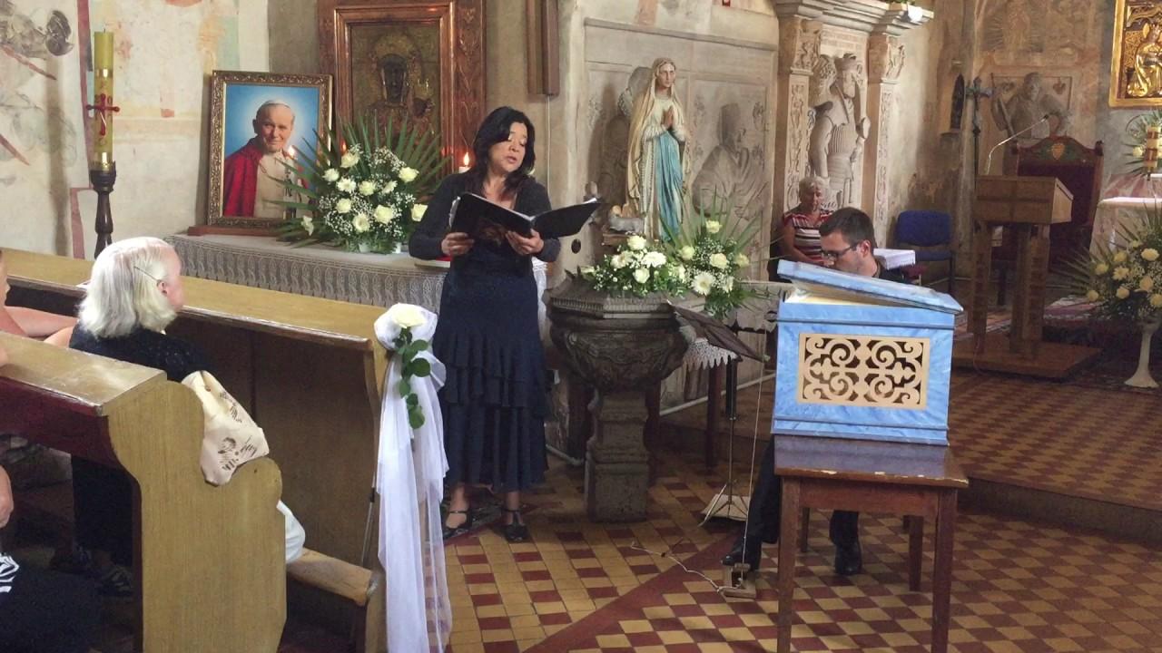 Magnificat w kościele w Dobrocinie