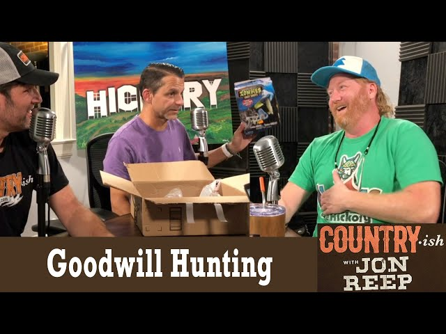 An UNBOXING Edition of GOODWILL HUNTING - Country-ish with Jon Reep (from Ep. 46)