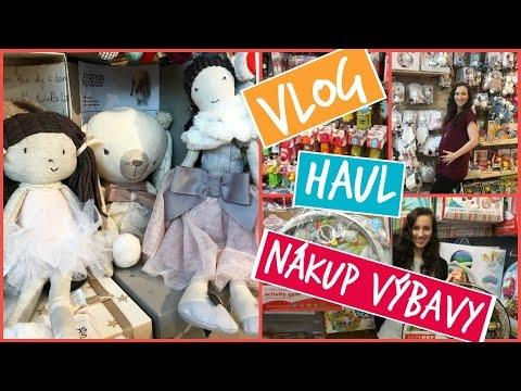 Vlog: Nákup výbavičky
