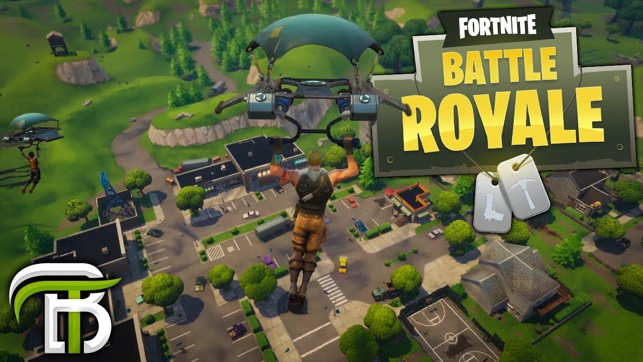 Fortnite Battle Royale Op Legendary Sniper Gameplay