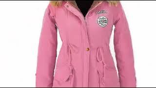 {winter jacket} Winter jacket Women Faux Fur Collar Women Coats Long Parka Warm Classical Jackets
