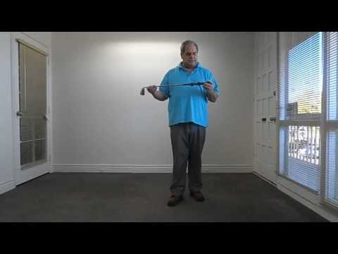 Golf O Metric Training Club and Grip