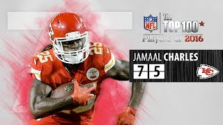 #75 Jamaal Charles (RB, Chiefs) | Top 100 NFL Players of 2016