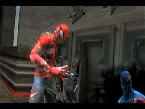 spider man edge of time pc