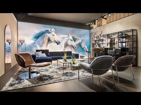 Natuzzi. Итальянская мебель, диваны, кресла, аксессуары. ISaloni 2019