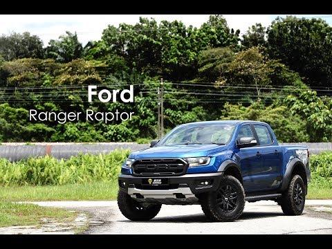 【车库试驾】Ford Ranger Raptor