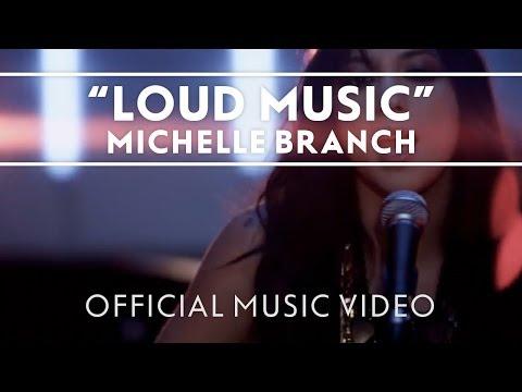 Michelle Branch - Loud Music:歌詞+中文翻譯