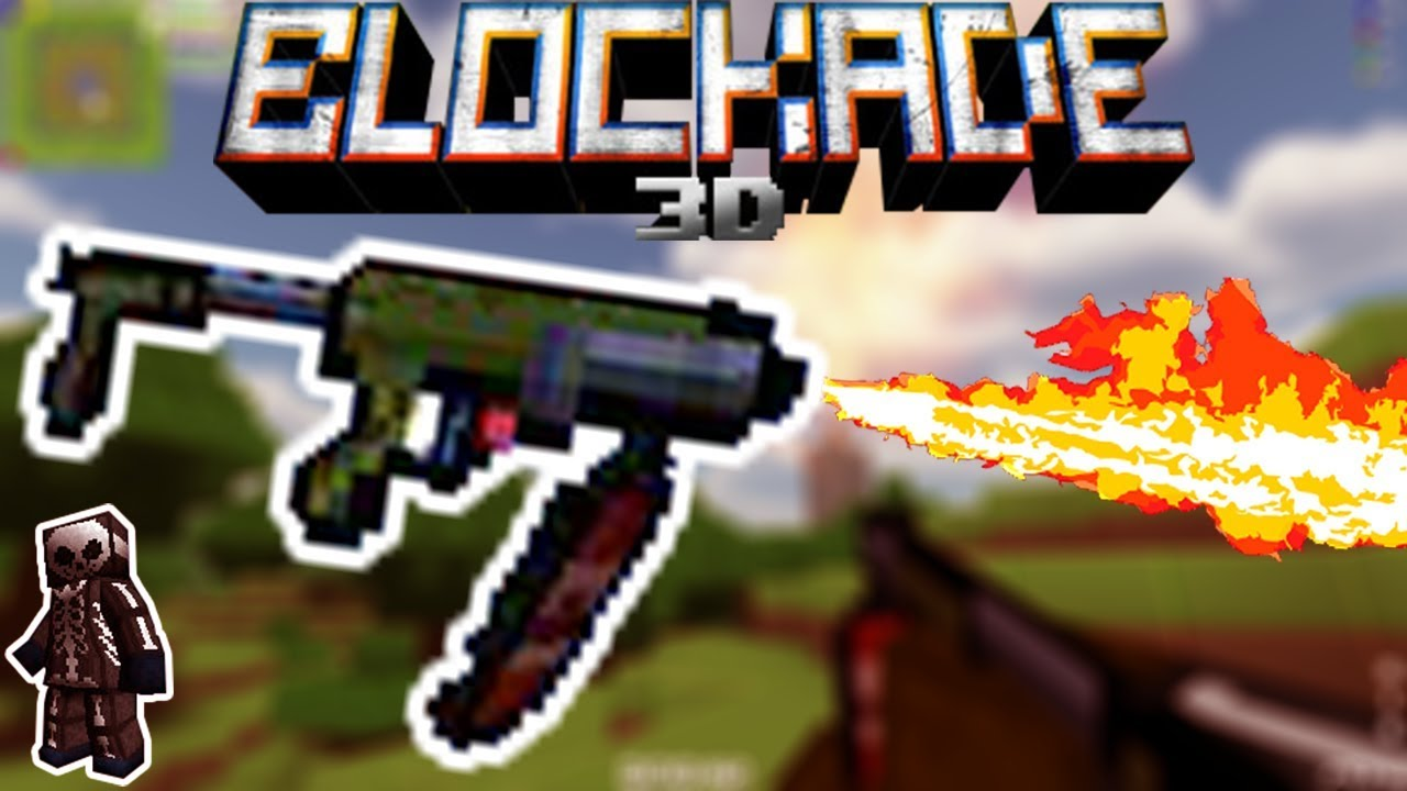 blockade 3d how to get free weapons