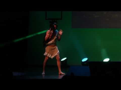 related image - Mang'Azur 2017 - Concours Général - 26 - Pocahontas