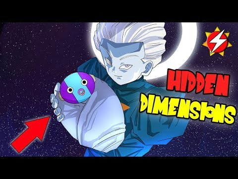 Dragon Ball Science: 10 Dimensions You Never Knew EXISTED!