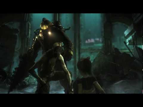 BIOSHOCK 2 LAUNCH TRAILER EPIC