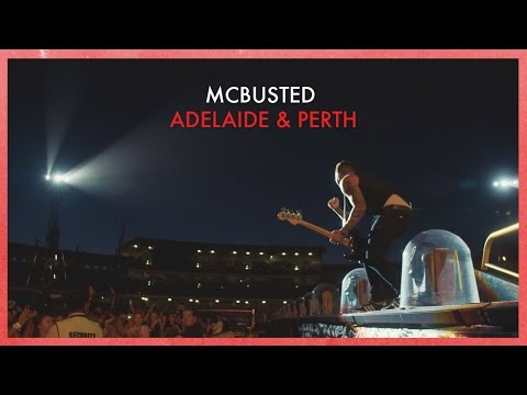 McBusted In Adelaide & Perth