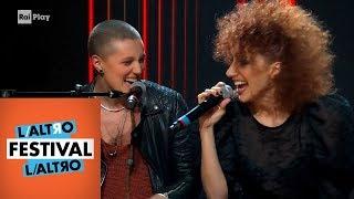 """Gabriella Martinelli e Lula cantano """"Amore disperato"""" - L'AltroFestival"""