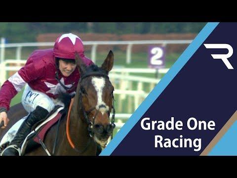2019 Racing Post Novice Chase (Grade 1) - Racing TV