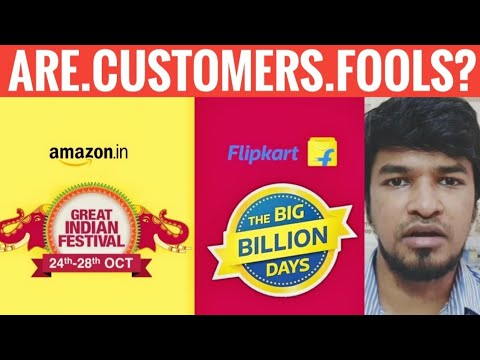 Are we fools? Amazon and Flipkart Offers | Tamil