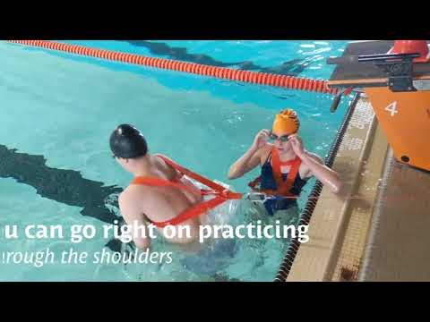Swimming Power Harness