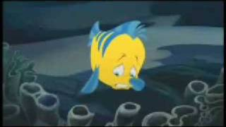 The Little Mermaid Three: Ariel Meets Flounder (Female Dub)