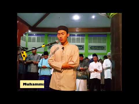 Muhammad Aufa Aulia _ QS Ar-Rahman 1-16 _ Masjid Agung Karanganyar