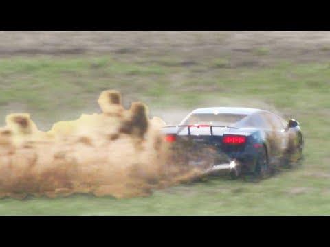 2000hp Lamborghini CRASHES at 200MPH!