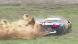 2000hp Lamborghini CRASHES at 200MPH!