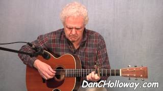 John Barleycorn Guitar (Traffic) Fingerstyle Guitar