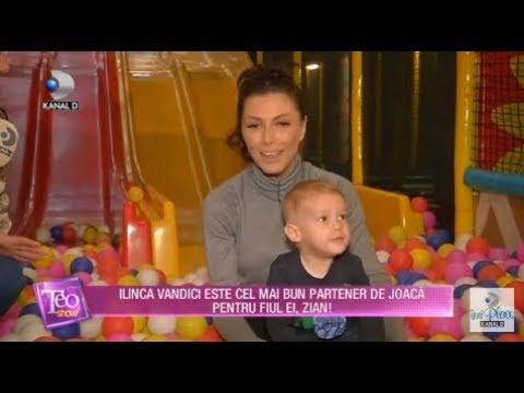 Teo Show (29.01.2019) - Ilinca Vandici, cele mai haioase momente cu fiul ei, Zian!