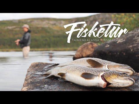 Kalastusvaellus Norjan Lapissa (Finnmark) // Fishing in Lapland, Norway
