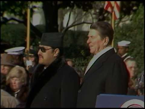 President Reagan's Remarks at Arrival Ceremony for King Birendra of Nepal on December 7, 1983
