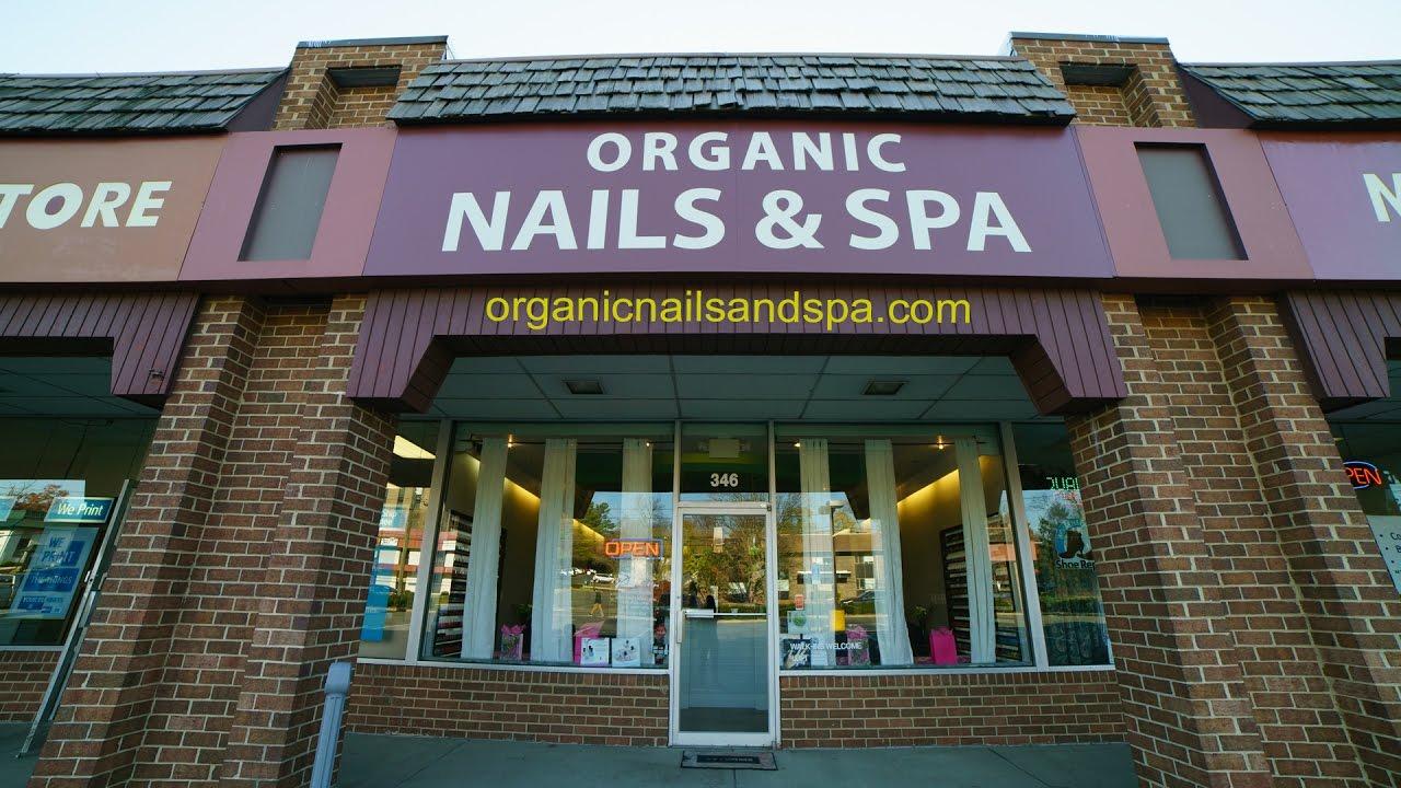 Nail Salon 22180 of Vienna, Virginia | Organic Manicures & Pedicures