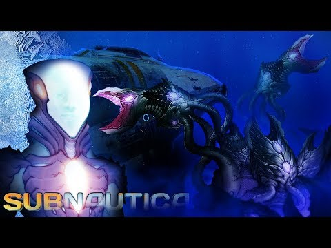 WHO IS VESPER!? - Subnautica - Major Arctic DLC Reveal, The Main Mission & Storyline! - Gameplay