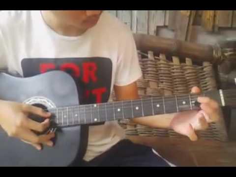 Bluestone alley - Congfei Wei cover guitar fingerstyle by eris